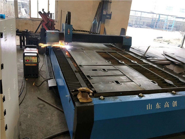 1325 Chine CNC Plasma Metal Cutting Machine