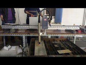 1530 flytjanlegur cnc plasma klippa vél