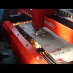 Prerëse makinerie prerëse flakë plazma 1530 portative 100A