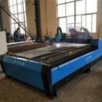 1530 watertable goedkope cnc plasmasnijmachine