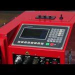 1800 mm pārnēsājama smagas dzelzceļa cnc plazmas liesmas gāzes griešanas mašīna