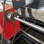 2018. gada jauna portatīvā tipa plazmas metāla cauruļu griezēja mašīna, cnc metāla cauruļu griešanas mašīna