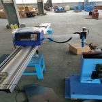 2018 vente chaude portable cnc plasma en acier pipe machine de découpe