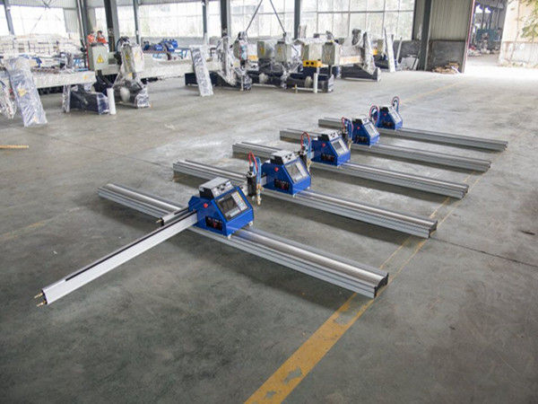 23M पोर्टेबल चीन छोटे सस्ते कम लागत सीएनसी प्लाज्मा काटने की मशीन बनाया