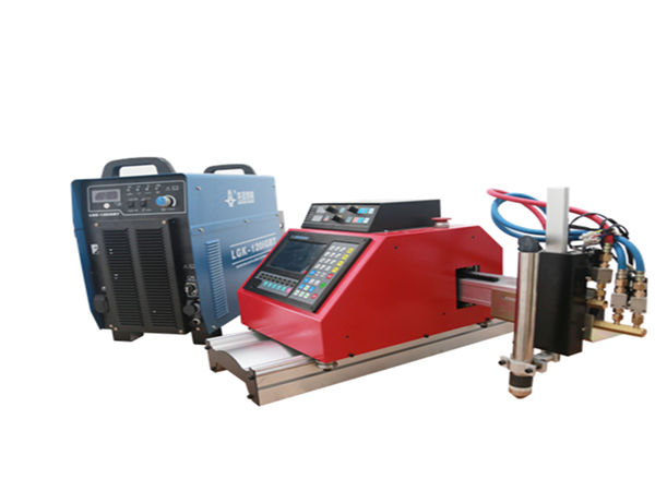 Automatic Portable CNC Plasma Cutting Machine For Steel Aluminum Stainless
