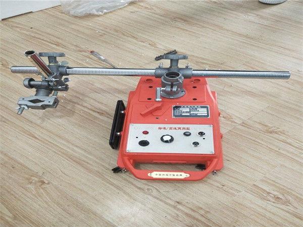 CG2-11DG cauruļu griešanas mašīna ar akumulatoru