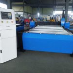 china cnc plasma cutting machine hyper 125a mabaga nga metal sheet 65a 85a 200a opsyonal nga jbt-1530