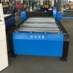 China 100a Plasma schneiden CNC-Maschine 10mm Platte Metall