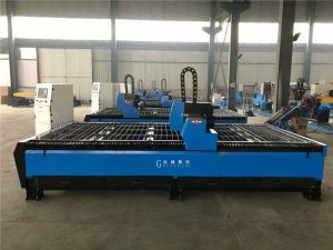 Chinese CNC Metal Flame and Plasma Cutting Machine