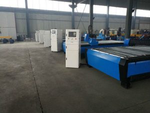 Cnc Portable Plasma Flame Cutting Machine In Hardware Cnc Stainless Steel Cutting Machine