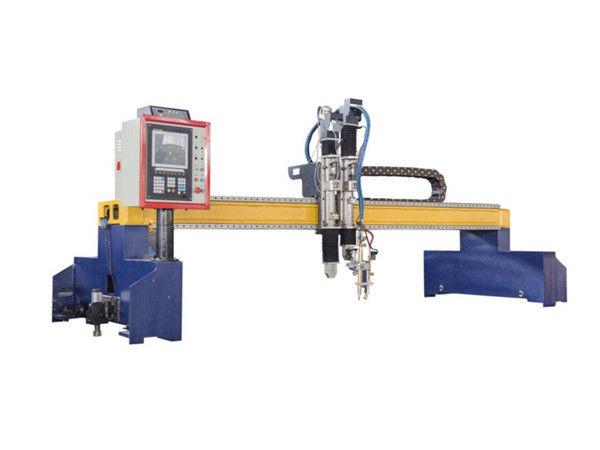 Máquina de corte de plasma e chama CNC tipo Gantry para a construción de xardíns de barcos de Shanghai Laike - Tayor Cutting Machinery