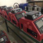 máquina de corte por plasma de cnc de pórtico resistente fabricación de metal automatizada