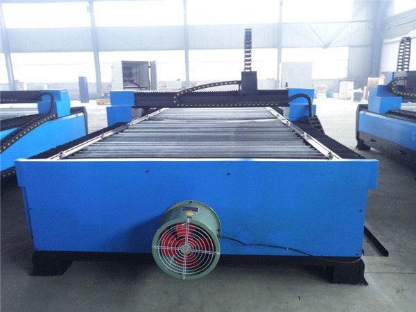 Heavy duty ms mild steel metal plate gantry cnc plasma cutting machine