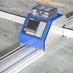 Yüksek verim cnc plazma kesme makinası 0 3500mm / min kesme hızı