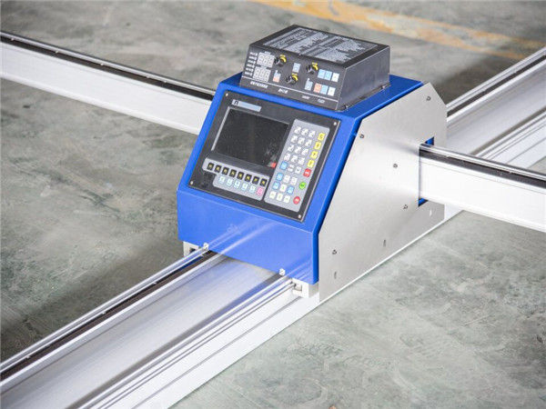 Velocidade de corte mínima da máquina de corte 0-3500mm do plasma do CNC da eficiência elevada