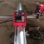 hoge kwaliteit draagbare cnc vlam / mini metalen draagbare cnc plasma snijmachines