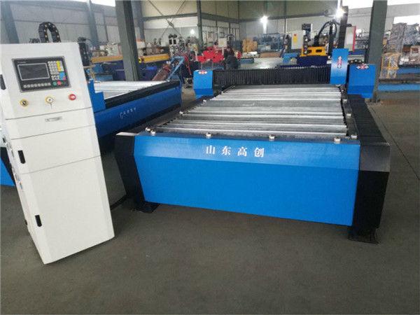 Jinan CE Profession 1325 maza CNC plazmas griešanas mašīna