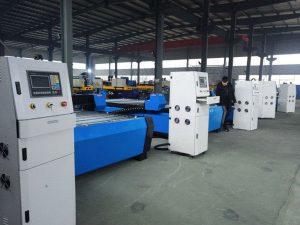 lakštinio metalo pjaustymo mašina / CNC plazminis pjaustytuvas pigi 1325 kaina