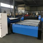large 2000*6000mm cnc metal sheet pipe plasma cutting drilling machine