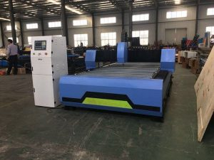 large stainless steel plate cutting machine
