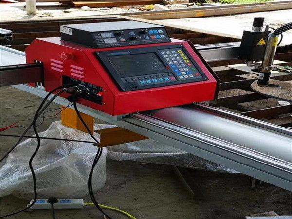 NHC-1525 CNC Draagbare numerieke snijmachinemetaalplasmasnijmachine