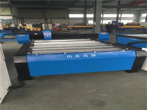 ماشین برش CNC برش فلز جدید / دستگاه برش پلاسما cnc طراحی شده است
