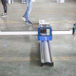 jaunas tehnoloģijas mikro starta cnc metāla griezējs / portatīva cnc plazmas griešanas mašīna