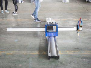 taglierina del metallo di cnc di nuova tecnologia micro inizio / tagliatrice portatile del plasma di CNC