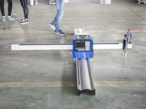 nieuwe technologie draagbare type cnc plasma snijmachine prijs kleine bedrijven productiemachines