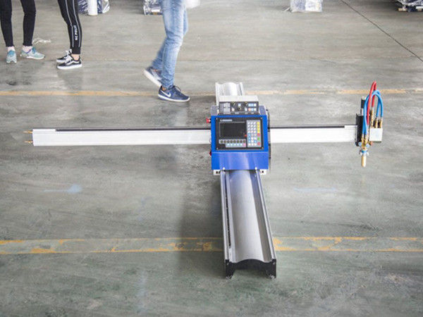 Teknologji të re celulare cnc plazma për prerje të çmimeve të makinerive prodhuese të biznesit të vogël