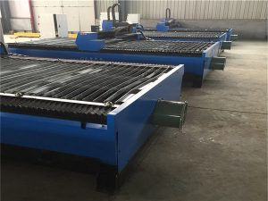 plasma flame cutting machine steel plate