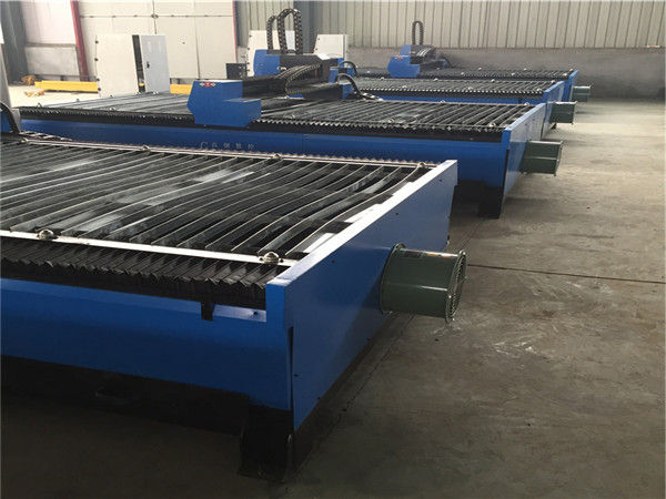 Plasma and Flame Cutting Machine for Steel Plate