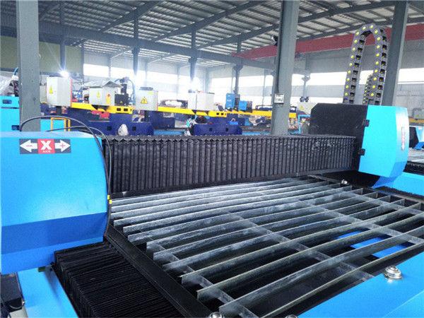 Practical and economical high precisionperformance metal processing machineportable CNC plasma Cutting Machine Zk1530