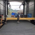 precision cnc plasma cutting machine accurate 13000mm servo motor