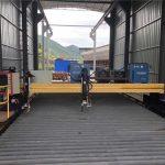 přesný cnc plazmový řezací stroj přesný 13000mm servomotor