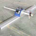 cortadora de plasma cnc de bajo costo de corte de acero / metal 1530 jinan exportado cnc de todo el mundo
