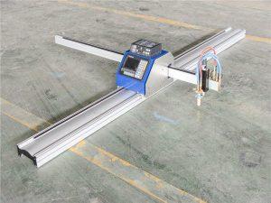 Çelik metal kesme düşük maliyetli cnc plazma kesme makinası JINAN IN 1530 dünya çapında ihraç CNC