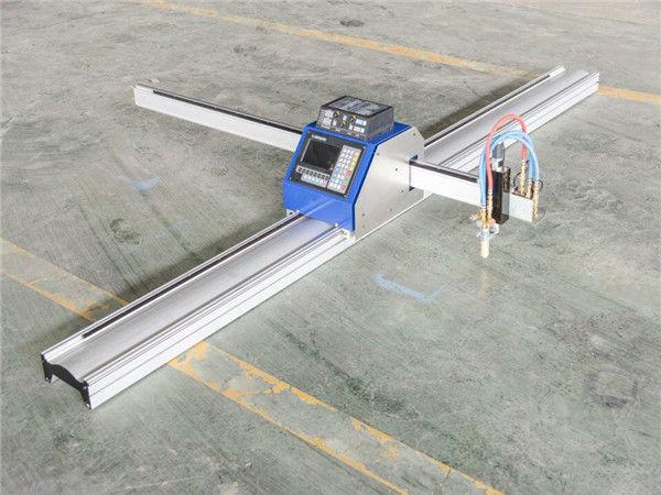 Prerje metali çeliku me kosto të ulët cnc makinë prerëse plazma 1530 N J JINAN eksportuar në të gjithë botën CNC