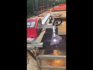 better price cnc plasma cutter cnc portable metal cutting machine