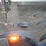 ce Approved Flame cutting torch portable cnc plasma cutter machine in China factory
