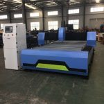 ce iso certification and new condition plasma cutting machine for metal sheet