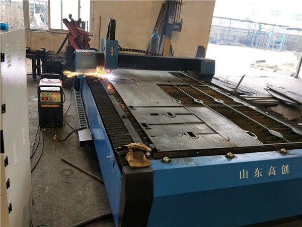 дешевый cnc листовой металл сталь железная плита плазменная плазма машина для резки цена