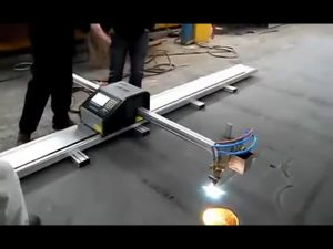 china manufacturer portable cnc plasma cutting machine