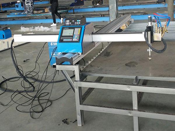 china supplier schnelle geschwindigkeit tragbare cnc-plasma-schneidemaschine china