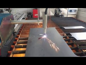 chinese honeybee easy operating accurate portable metal cutting cnc plasma flame cutter