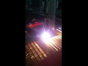 เครื่องตัดพลาสม่า cnc อุตสาหกรรมจัดหาด้วยพลาสมาที่มีคุณภาพสูง