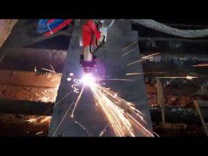 ต้นทุนต่ำ cnc ตัดพลาสม่าเหล็กเครื่องตัดเครื่องตัดวงกลมเครื่อง