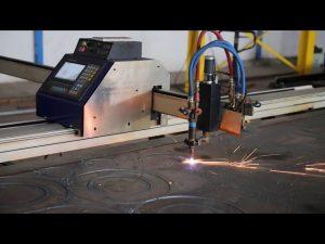 goedkope beurstype draagbare minicnc plasmasnijmachine