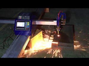 کم هزینه پانل برش پانل cnc لوله پلاستیکی برای برش فلز فولاد ضد زنگ
