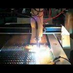 låg kostnad plasmaskärare stålplåt cnc liten plasmaskärmaskin